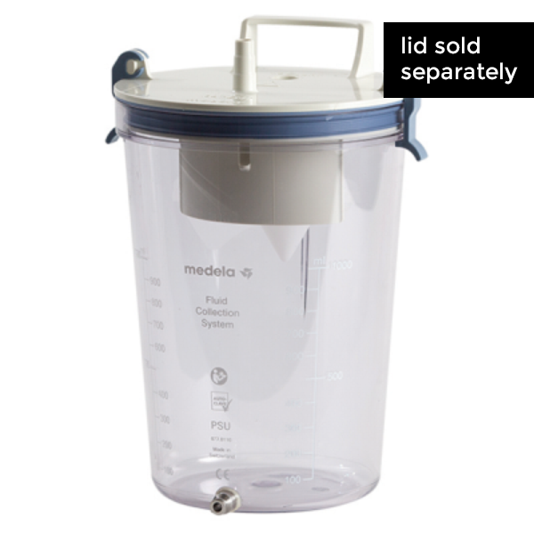 Fat Transfer Canister 1 liter