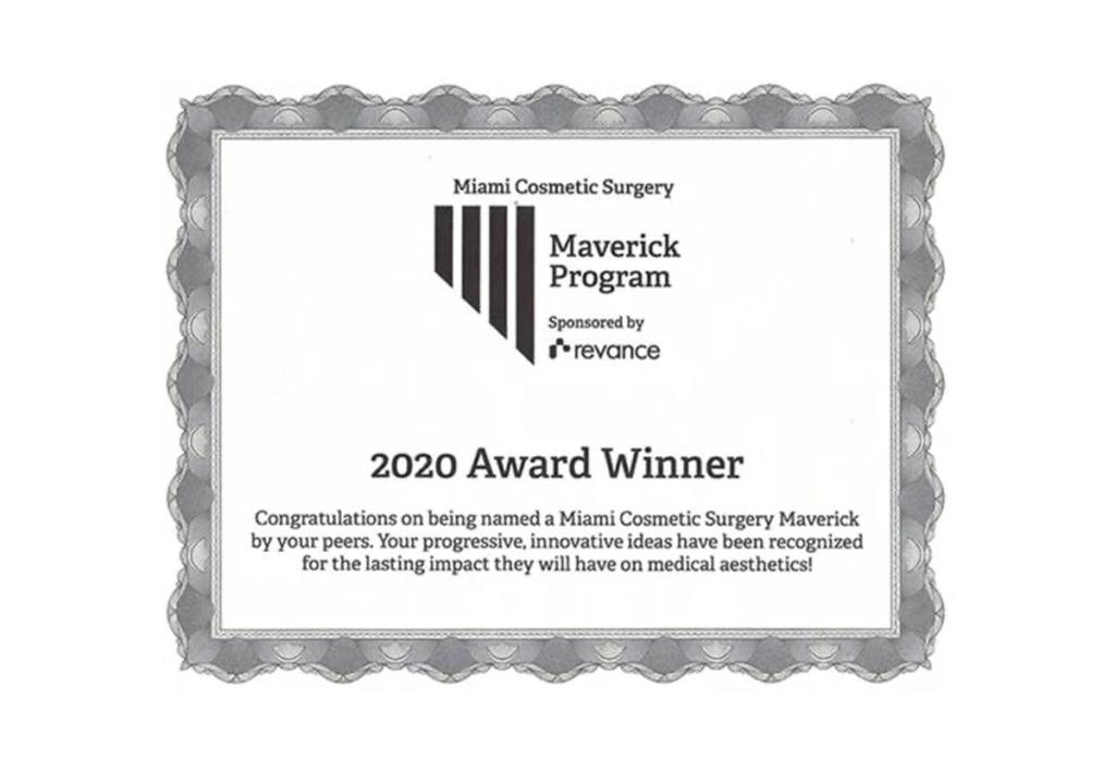 dr-kinney-maverick-award